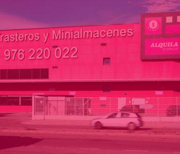 Cuánto cuesta un guardamuebles en Zaragoza