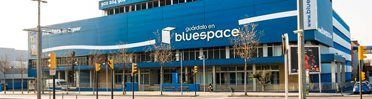 bluespace barcelona self-storage