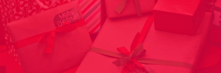 esconder los regalos