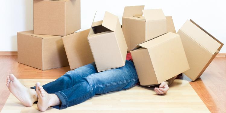 como hacer una mudanza exito cambio casa zaragoza