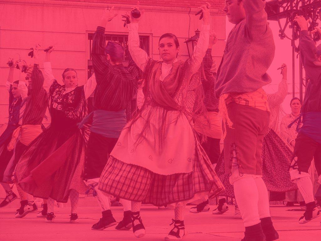 Tipos de trajes de baturra en Zaragoza
