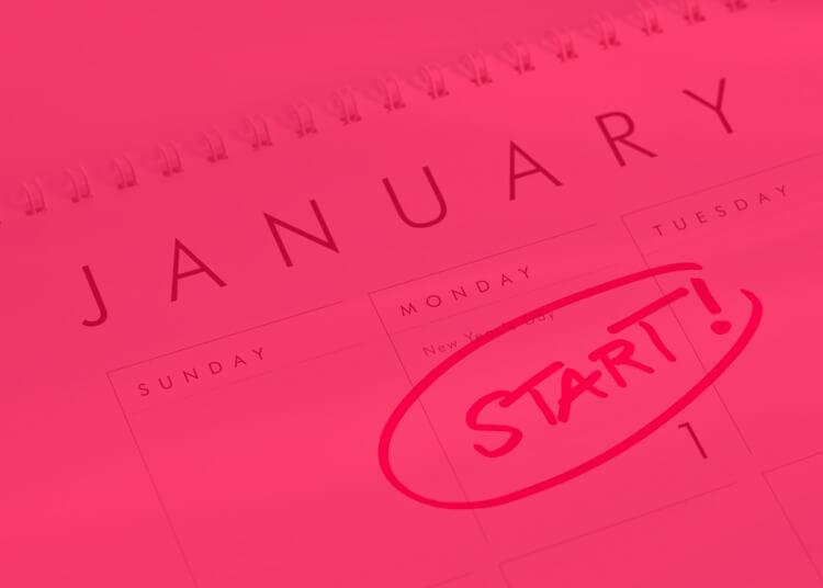 Trucos para cumplir tus propósitos de año nuevo