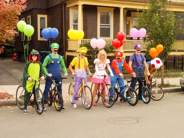 ideas baratas disfraz carnaval