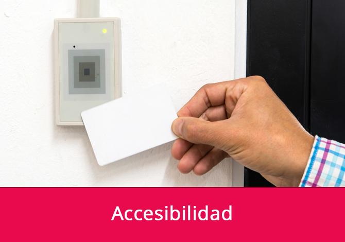 Instalaciones accesibles