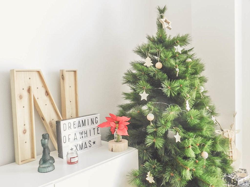 Ideas de decoraci n en navidad hazlo t mismo for Decoracion navidad piso pequeno