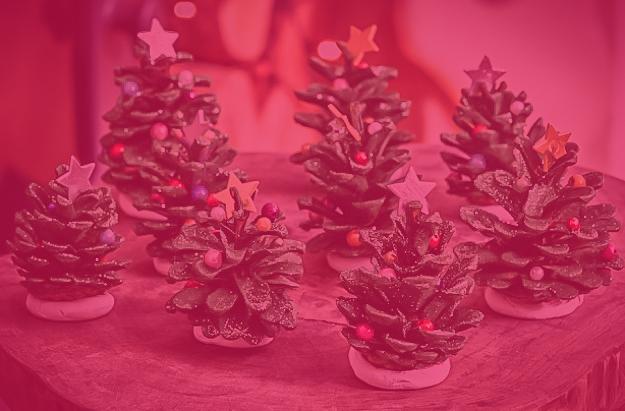 Ideas de decoración en Navidad. ¡Hazlo tú mismo!