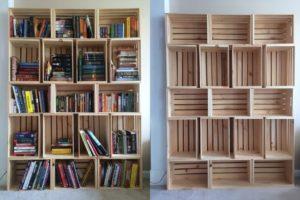 Como guardar tus libros