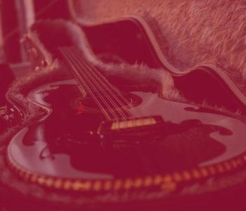 Guarda tus instrumentos musicales en las mejores condiciones